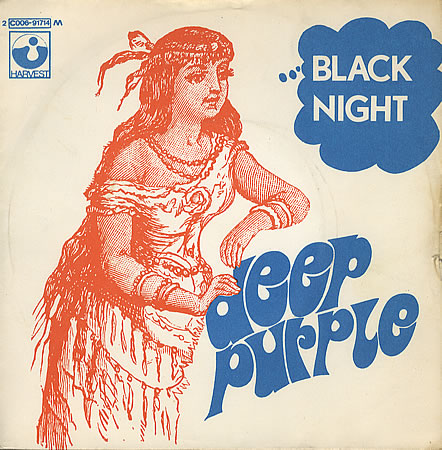 BLACK NIGHT (Deep Purple)