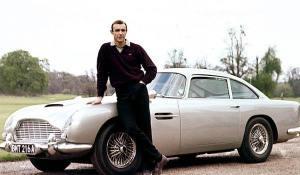 Goldfinger - 1963 Aston Martin DB5
