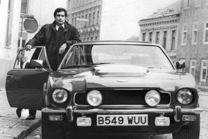 Kraliçenin Hizmetinde - 1969 Aston Martin DBS Vantage