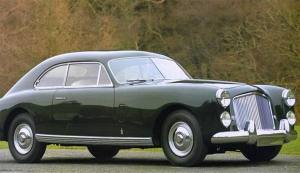 Rusyadan Sevgilerle - 1951 Bentley Mark IV