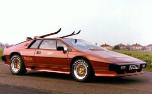 Senin Gözlerin İçin - Lotus Esprit Turbo