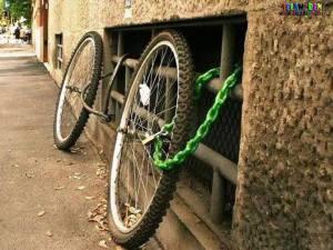 Bisiklet kilidi