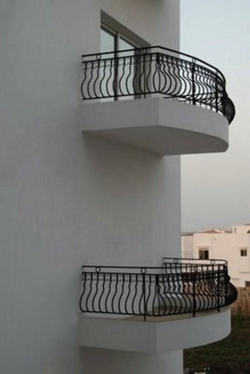 İNŞAAT-Kapısız balkon