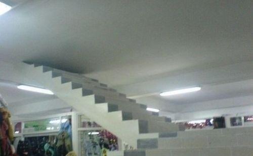 İNŞAAT-Temelin Merdiveni