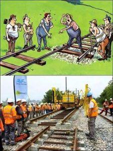 tren-yolu-insaati-karikatur-gibi