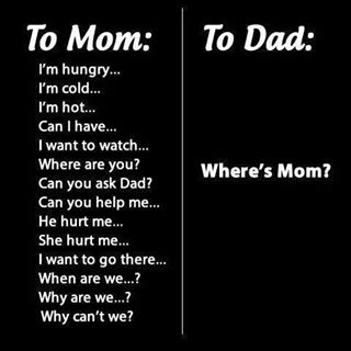 Where is mom