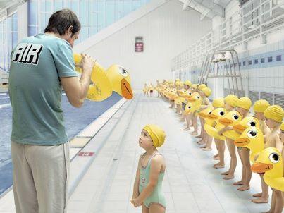 Yüzme Hocası