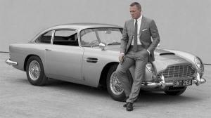 Skyfall - 1963 Aston Martin DB5