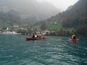 Bern-Wanderfahrt Urnersee 2006