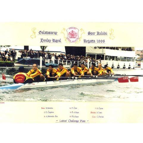 Henley 1998 GS 8+