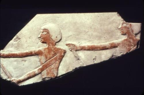 İÖ. 1479-1458, The Art Walters Müzesindeki bir kabartma. Asuvan Barajından kurtarılan bir mağardan çımış.