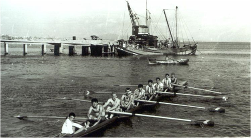 1965 Kartal Dm. Caner, Emin Şenkal, Remzi Tan, Turgut Atasoy, Ahmet Şenkal, Mehmet Ayata,Erdal Günsel, Hasan Ali, Fethi Karaer