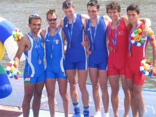 Akdeniz Oyunları Bronz 2- Ahmet Yumrukaya - Emre Vural