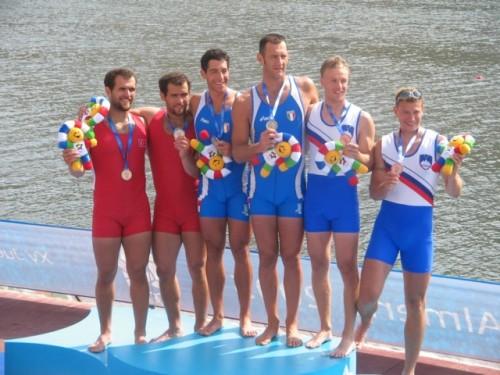 Akdeniz Oyunları Gümüş 2x Saim-Sami Kaya