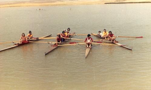 10-1974-Şampiyon-ekip