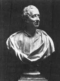Montesquieu büstü