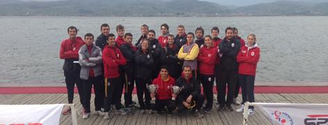 1-Kürek Türkiye Şampiyonası