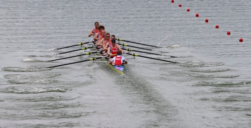 The Netherlands' men's eight