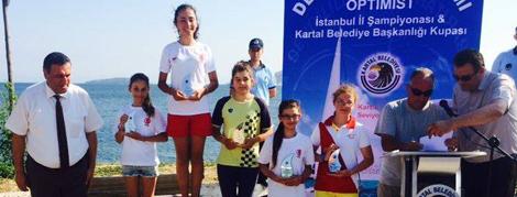 15-Optimist İstanbul