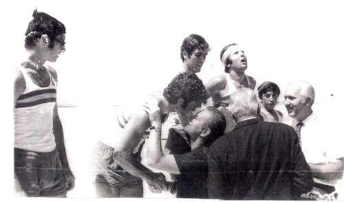 15-1970 4+ Celal Gürsoy, Mehmet Ayata, Ahmet Şenkal , Erdinç Karaer, Dümenci Hüseyin Özer, Eftal Nogan, Yusuf Dayı