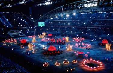 4-2000_Summer_Olympics_opening_ceremony_1