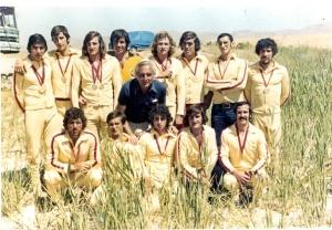 10-1974 Recep-Tayfun-Mehmet-Emir- İlter Tekand-Ahmet Moralı-Ahmet Şenkal-Celal-Fethi-Refik-Yusuf-Yunusz-Orhan-Faruk.