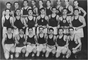 17a-1934 Kadri-Burhanullah-Fahamettin-Fethi-Cihat OranKemal Özbek-Haluk Sadak-Nevin HassanSüreyya Macur–Vahap-Emcet AliSonder-Suat Ulagay-Sabri Çakın