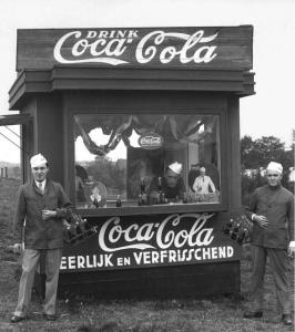 1928 Coca Cola