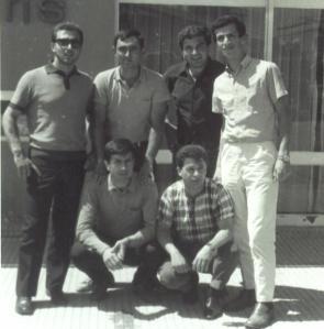 20-1967 Ankara Mehmet Yavaşoğlu, Gültekin Türeli, Erdal Günsel, Emir Turgan menecer Engin
