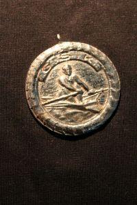 3-1938 Nevin Hassan'ın kazandığı bir Madalya