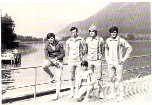 4-4+ 1970 Villach
