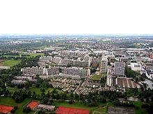 7-MunichOlympiadorfFromOlympiaturn
