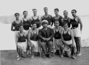 8-1932 Kürekçiler