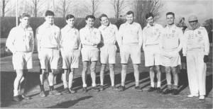 8-1943 Şamil Urallı Cambridge takımında