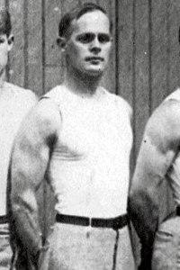 Tahta bacakla altı madalya kazanan Amerikalı jimnastikçi George Eyser