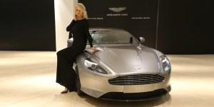 Spectre - Aston Martin DB9 GT