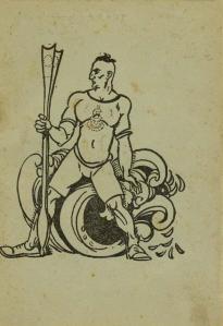 9-Resim 1924 Denizcilik Dergisi Arka Kapak