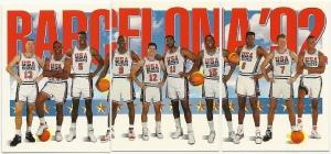 28-Dream Team 1992