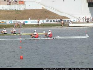 5-2004 Poznan Dünya Şampiyonu 2- Ahmet Yumrukaya-Emre Vural