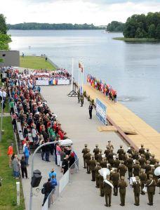 Trakai açılış