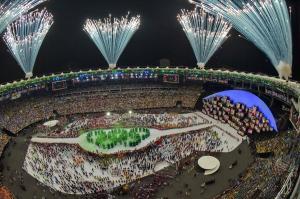 7-Açılış seremonisi