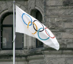 7-Olimpiyat bayrağı