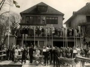 hansa-1952-acilis-merasimi